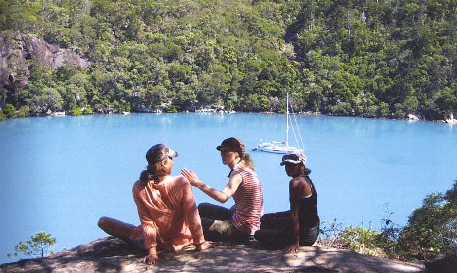 Whitsundays øerne