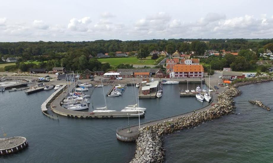 MarinaGuide.dk tilbyder nu den østfynske idyl Lundeborg og landets ca. andre 300 lystbådehavne en helt ny vidensportal på adressen www.havnefogeder.dk