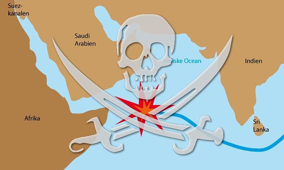 Den danske familie har nu været i piraternes varetægt i en måned.