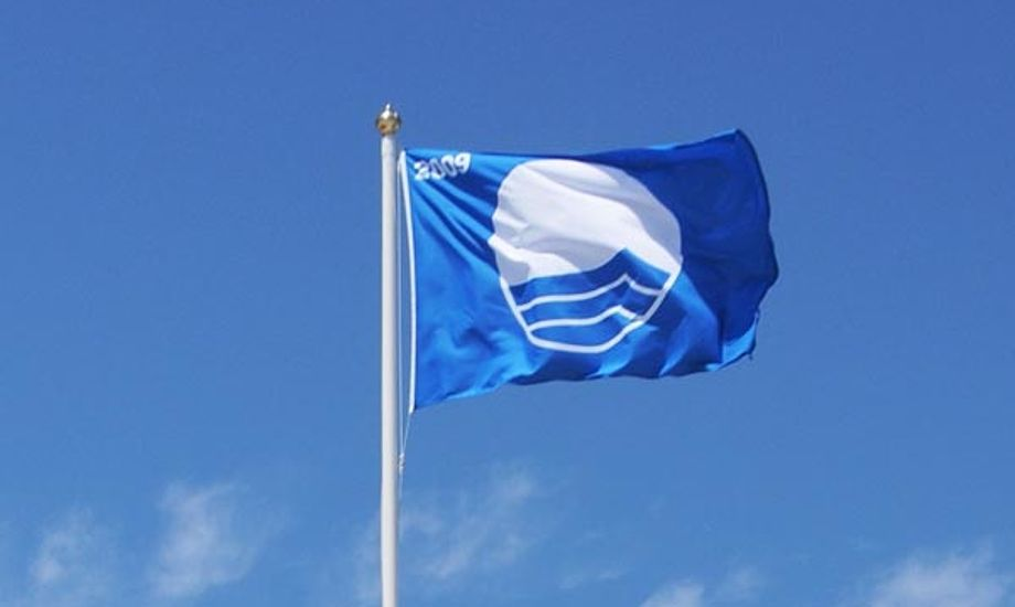 Generelt er antallet af Blå Flag strande steget med fire  i forhold til sidste år. men der er færre havne.  Foto: Blue Flag