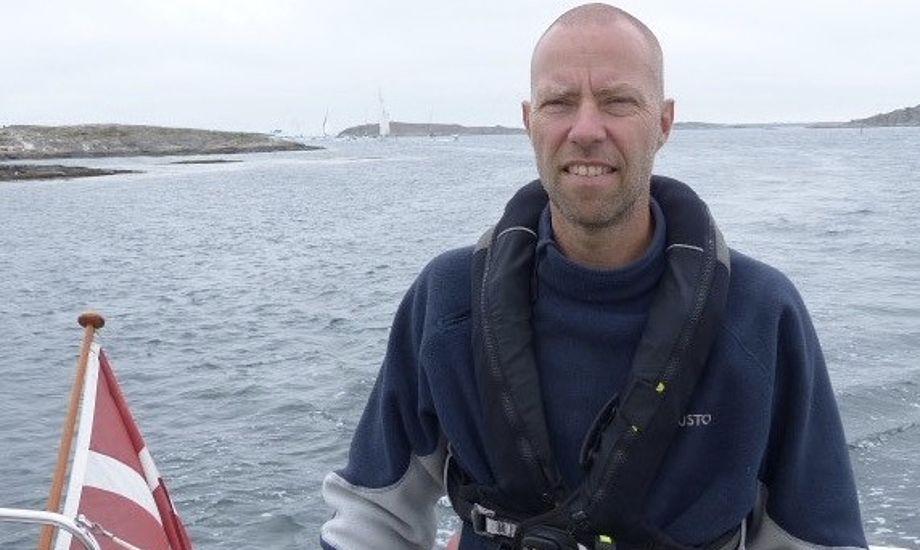 Rungsted-sejler Per Møller kommer til at stå i spidsen for den danske afdeling. Foto: PR-foto
