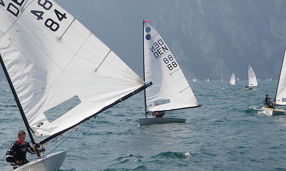 Billlede fra Garda Søen 2011