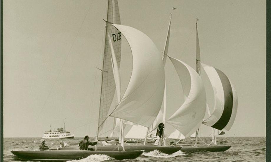 Drage-klassen har mange stærke skippere som Schønherr, Hendriksen, Bandolowski, Christensen og mange andre