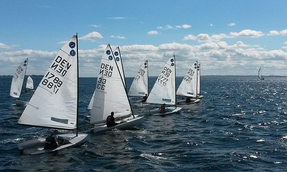 Europajoller er en meget aktiv klasse for sig. Som tilbyder både unge som voksne i alle aldre (øvede som uøvede) - Til at deltage i stævnet udenfor Struer Sejlklub, fredag d. 30. september til d. 2. oktober 2016.