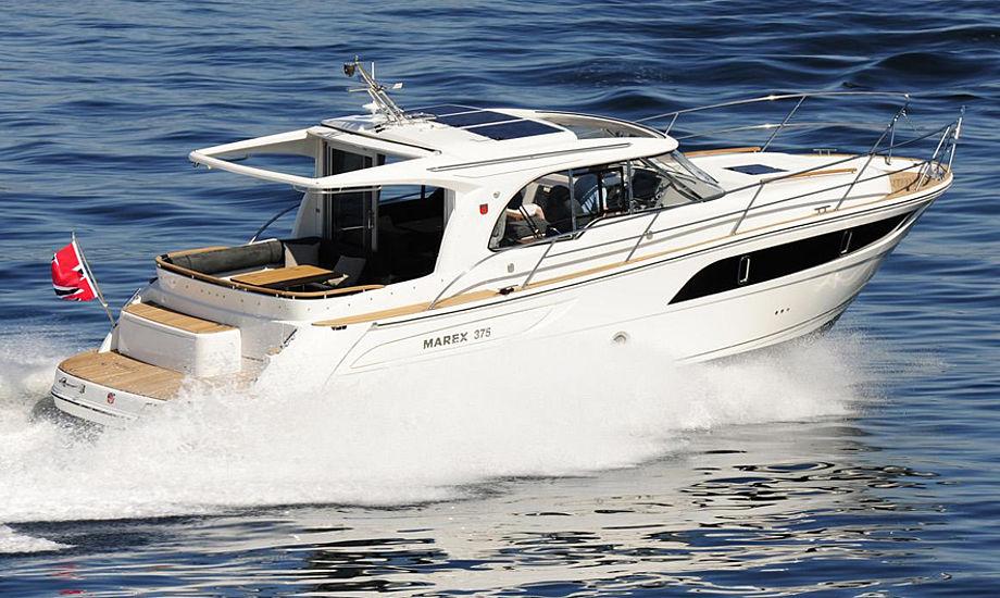 Prisen for en norsk Marex 375 starter fra 2.698.000 kroner