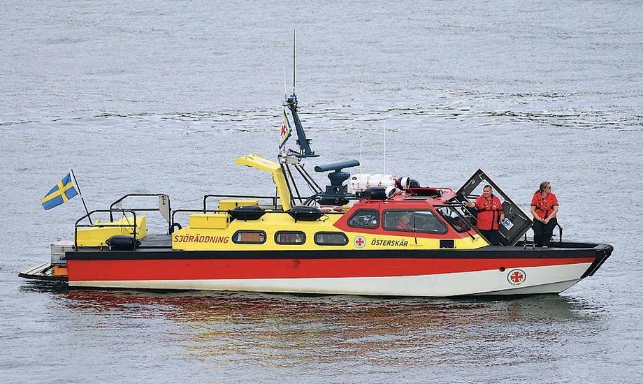 Juelsminde-stationens redningsbåd importeres fra Sverige. Foto: PR-foto