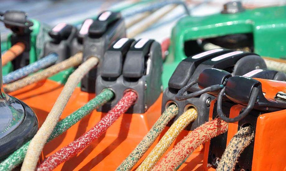 Gottifredi Maffioli har produceret tovværk i over 80 år. Først til bjergbestigere og siden 1980'erne til sejlbåde.