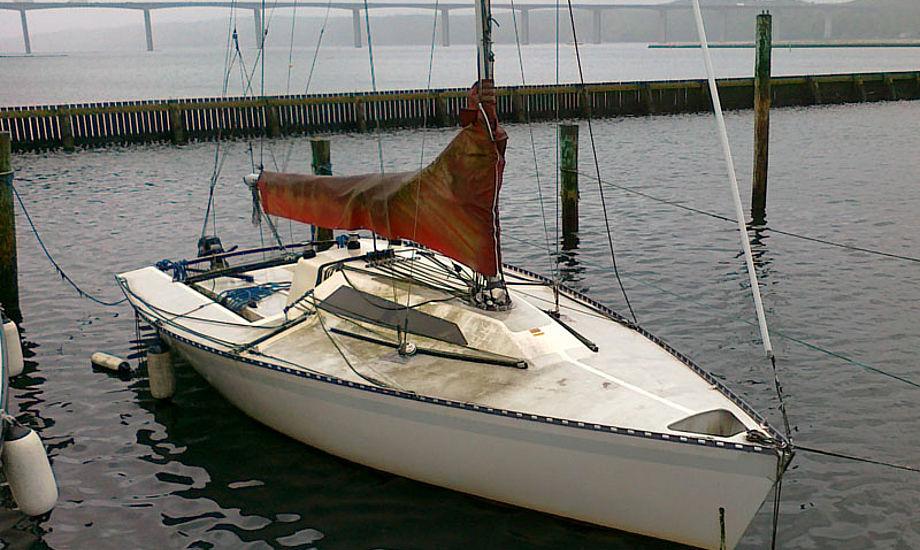 Klik på billedet og se nærmere på bådtypen. Foto: Hans Christian Ilskov Erbs