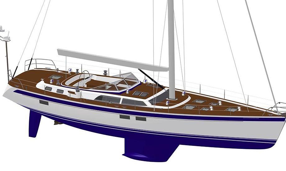 Værftet tilbyder mindst 12 alternative varianter for hver af bådens fem sektioner