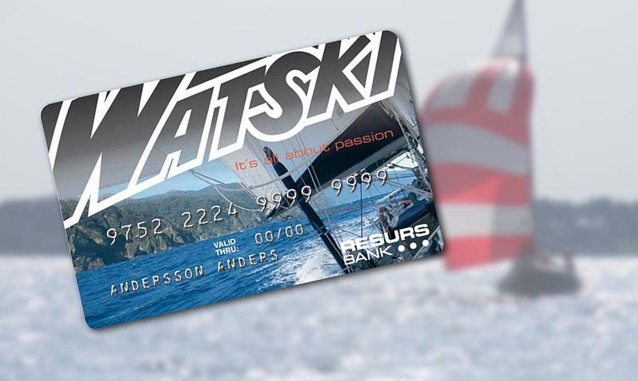 Watskikortet giver kredit på op til 40.000 kr.