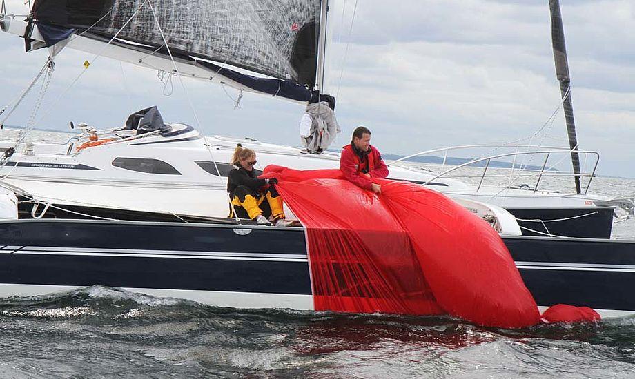 Det er nødvendigt med viden for at sejle sikkert, påpeger Duelighedsklubben. Arkivfoto