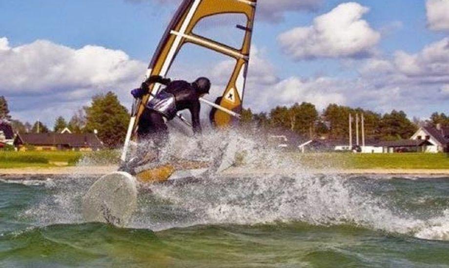 Så er Århus Windsurfing klub tilbage i Sailing Aarhus. Foto: sailingaarhus.dk