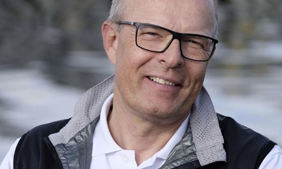 Kim Andersen blev i november valgt som præsident for den internationale sejlunion, World Sailing. Foto: Sailing Aarhus