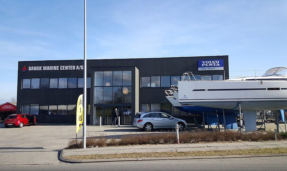 Dansk Marine Center A/S er autoriseret salgs- og servicecenter for Volvo Penta og Mercury motorer. Lige nu er der åbent hus. Foto: Troels Lykke