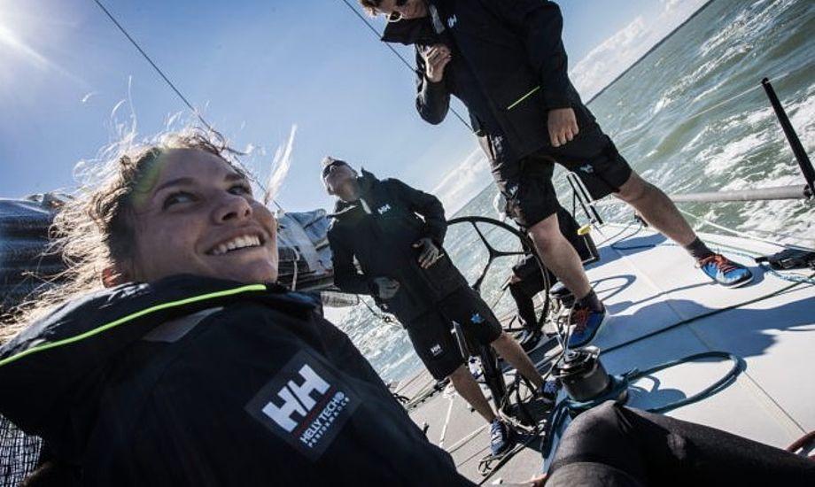 Efter alt at dømme bliver det fortsat muligt at købe Helly Hansen-sejlertøj. Foto: Helly Hansen