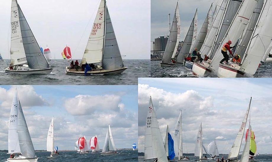Der er planlagt sejladser fredag og lørdag, med søndag som reservedag. Fotos: scankap99.dk