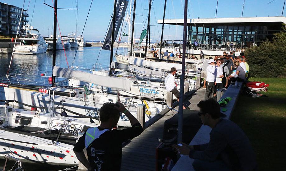 Tuborg Yachtklub mener at driften af Tuborg Havn skal ud af KDYs regnskab jævnfør note 5. fra Kystdirektoratet. Foto: Troels Lykke