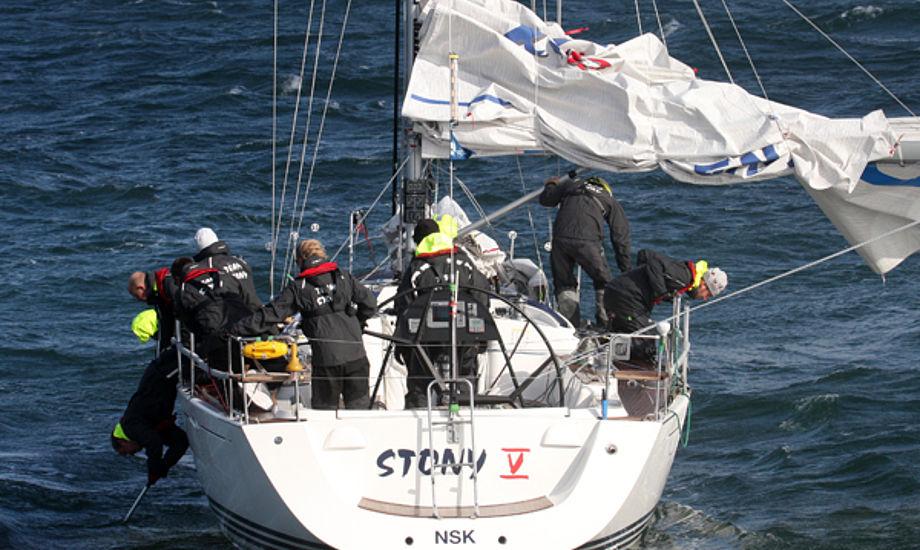 Sejlere havde problemer i vinden i 2009. Foto: Troels Lykke