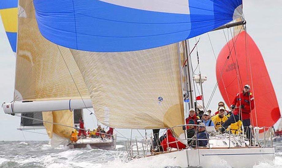 13 klasser og tre kapsejladser får glæde af North Sails sponsorat på 250.000 kr. Foto: dk.northsails.com