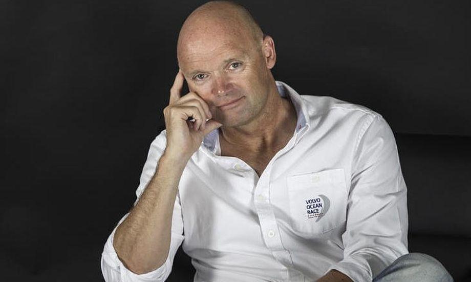 Britiske Mark Turner, der også har været chef for Extreme Sailing Series, vælger at gå efter kun 16 måneder. Han bliver dog indtil ny er fundet, oplyser Volvo til pressen. Foto: Volvo Ocean Race