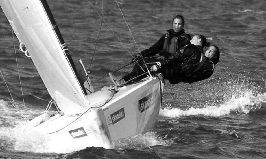 elliott 6 m - danske match race kvinder