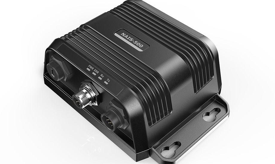 NAIS-500 henvender sig særligt til lystsejlerne. Foto: PR-foto
