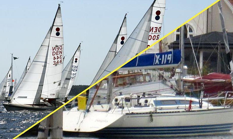 Så det er nu du skal slå til, hvis du har en lille båd, og drømmer om en større.