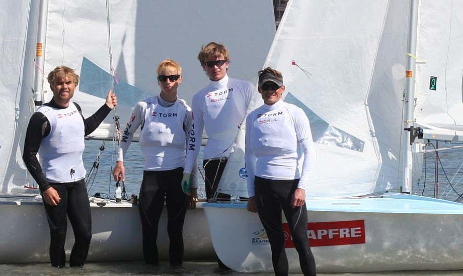 Det vil koste gruppen 100.000+ kr at sende to besætning af sted til VM i Perth