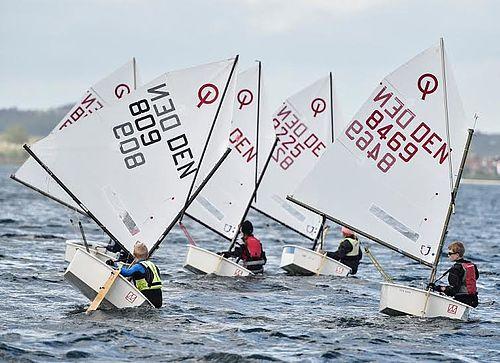 Optimist Class Denmark søger unge trænere til aflønnet job - Minbaad.dk