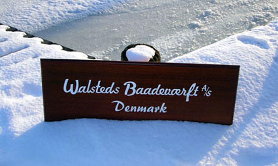 Walsteds Bådværft, minbaad.dk