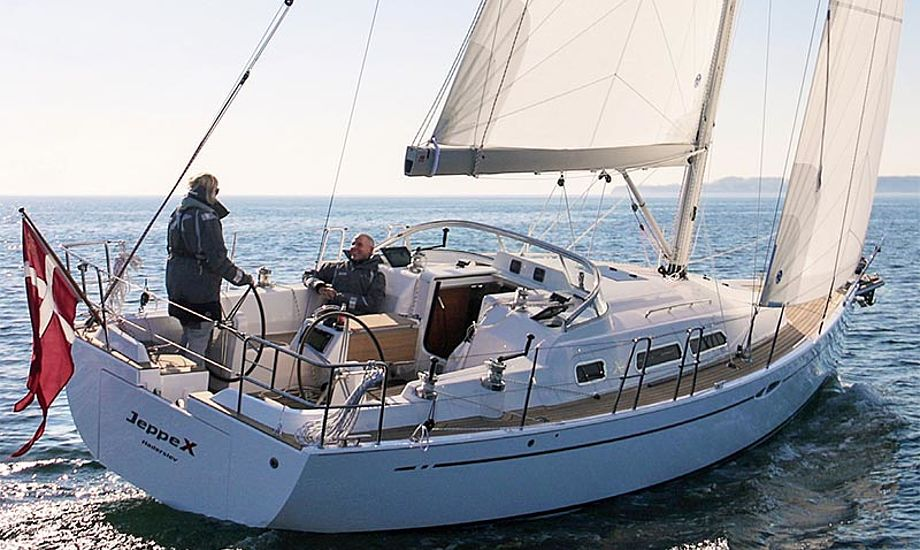 X-Yachts er repræsenteret med to både i årets boat of the year. XC35 er den en af dem. Foto: X-Yachts
