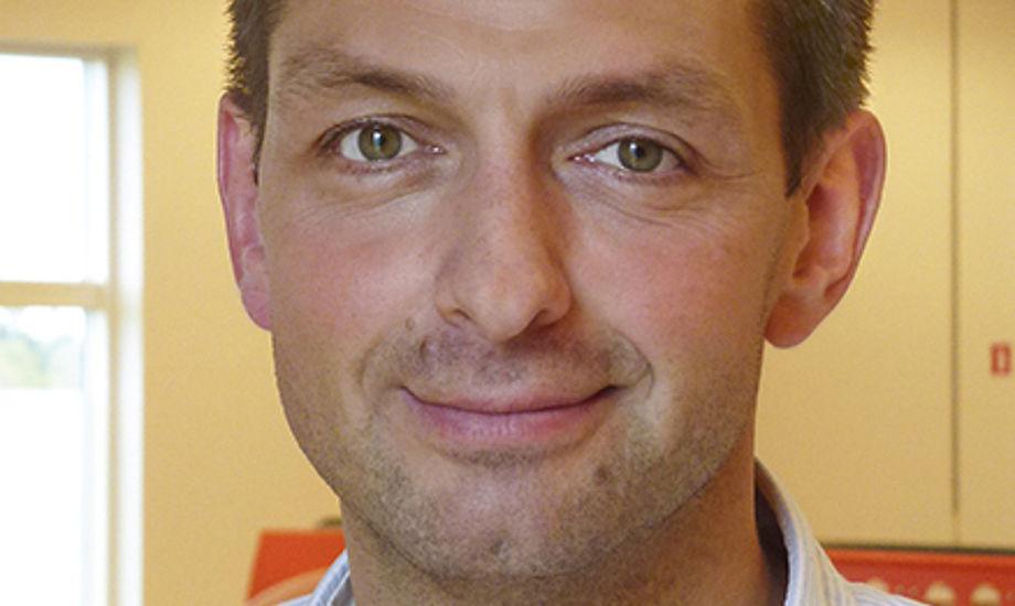 Niels Bjerregaard kommer fra Danfoss, men er uddannet i den finansielle sektor.