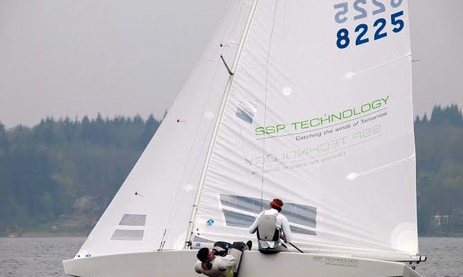 Flemming Sørensen og Niels Thrysøe er før blevet nummer fire til EM i Starbåden. De overvejer at sejle EM i år, men det ligger syd for Rom. - Langt at køre, siger Flemming Sørensen.