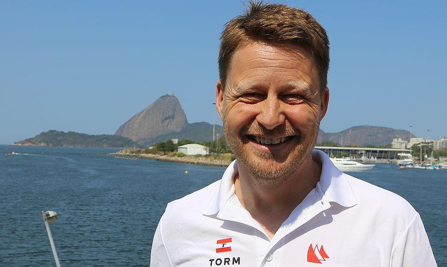 Mads Kolte-Olsen, 52, får ikke sin ansættelseskontrakt forlænget. Han kom oprindeligt fra en stilling som generalsekretær hos Det Danske Spejderkorps. Foto: Troels Lykke