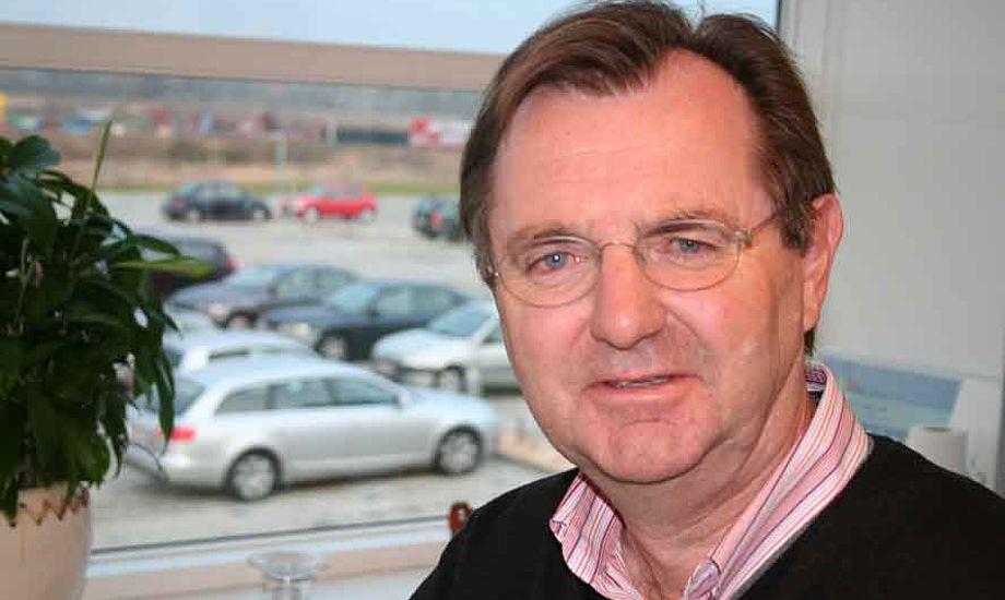 Der søges nu efter en ny direktør for firmaet, der omsætter for over 65 mio. kroner årligt. Foto: Elvstrøm Sails