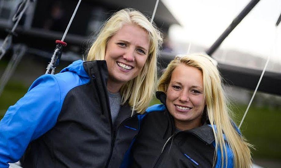 Team Bendix og Andersen har store OL-drømme. Foto: PR-foto