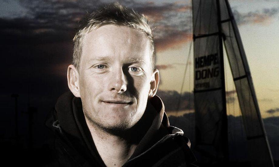 49er sejler Peter Krüger er med i brutto truppen. Foto: Das Büro for Danmarks Idræts-Forbund og Team Danmark.