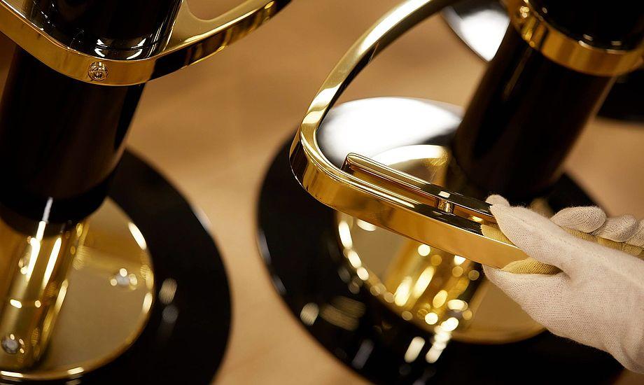 Stål & Form producerer møbler, møbeldele og inventar til superyachts, hvor udtrykket spiller en langt større rolle end selve prisen. Foto: Lars Aarø, Fokus