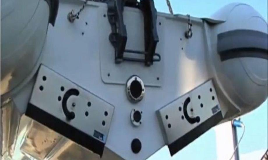 Hydrotap står bag de nye trimtabs. Foto: PR-foto