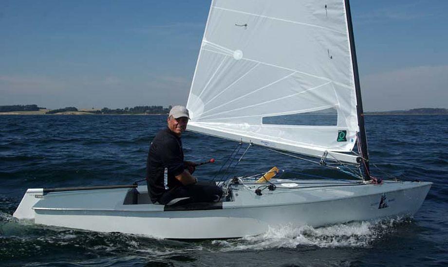 Stefan Myralf blev dansk mester i 2011. Vi forventer at han kommer i top 10 ved VM, da han er en god starter. Foto: Troels Lykke