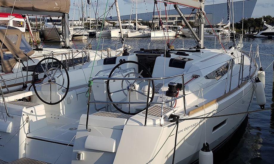 Anvendes en lystbåd til beboelse skal diverse ekstraudstyr stort set altid eftermonteres og installeres - uanset bådens alder. Foto: Sara Sulkjær