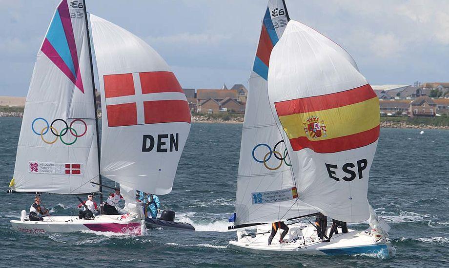 Mon ikke at Lotte Meldgaard møder op til VM i 2015 i Middelfart. Foto: Troels Lykke