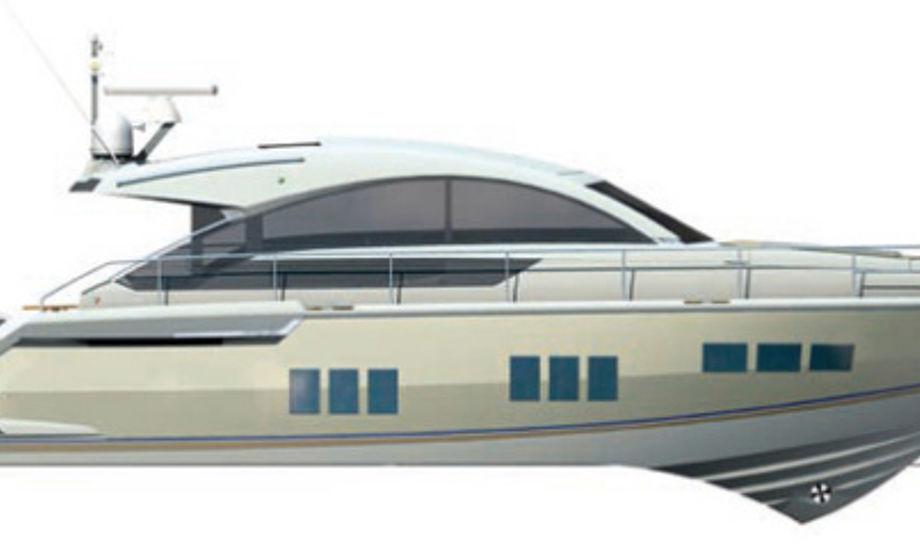 Fairline Targa 50 Gran Turismo kan bruges som de fleste superyachts – nemlig som husbåd i en eller anden mondæn Middelhavshavn