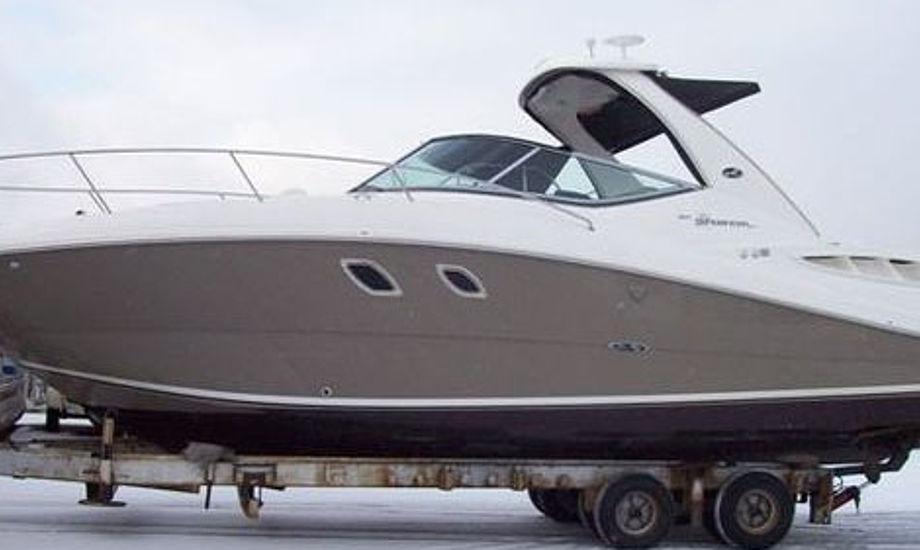 """Hvis han eller hun har en promille over 0,2 vil båden blive taget på slæb og føreren taget med til """"poliskåren""""."""