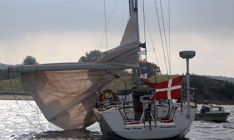 Jan Møllers nonstop jordomsejlning i 2003-2004 er en blandt mange sejlerfilm, som kan ses på nettet.
