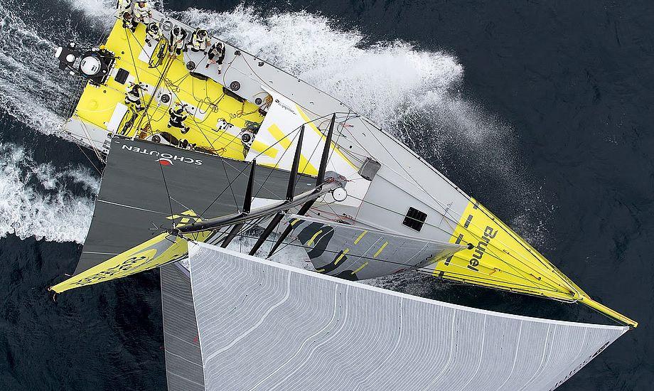 Danske sejlklubbers medlemsudvikling er skræmmende med en tilbagegang på 7.000 de seneste fem år. Foto: Troels Lykke