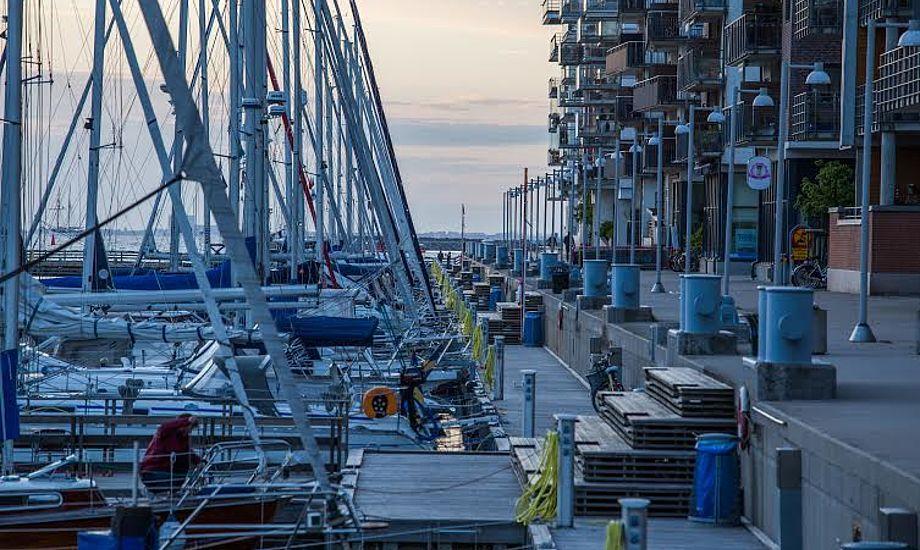 Et helt nyt wifi-system er snart klar til sommerens gæster i Malmø. Foto: PR-foto