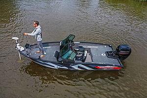 V-Boats Fishpro 54