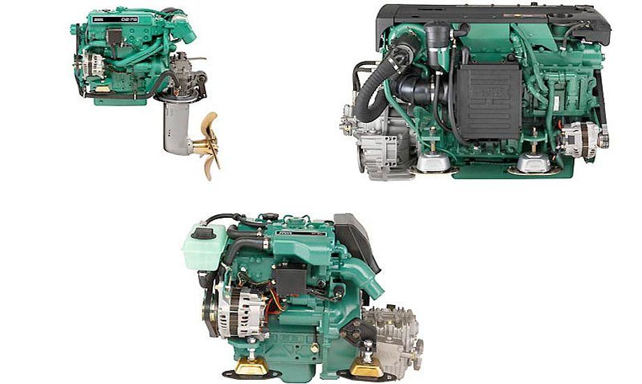 Det er nu motoren skal gøres klar til vinteren. Foto: Volvo Penta