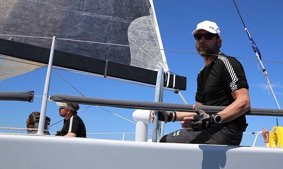 Per Weiskvist og kommunen er i enig om, at hans titel skal være leder af Nyborg Marina og ikke havnefoged. Foto: Troels Lykke